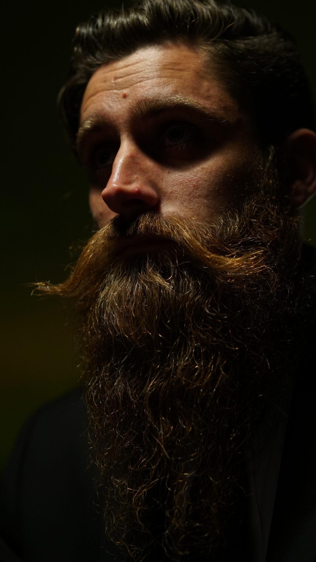 majestic bearded god